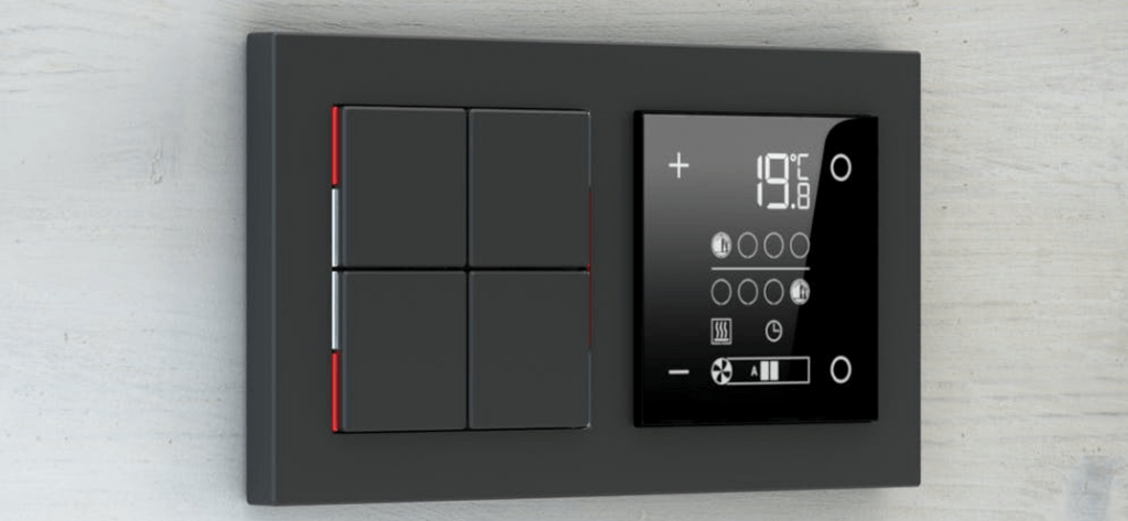 Home automation: the creation of smart spaces